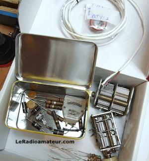 Un radioamateur et l'électronique