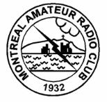 Logo du club radioamateur de Montréal