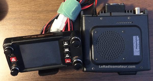 Émetteur-récepteur VHF-UHF FTM-400XD